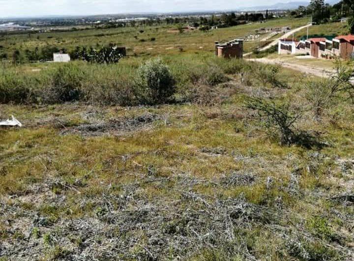 Terreno 20m x 50m Irapuato gto