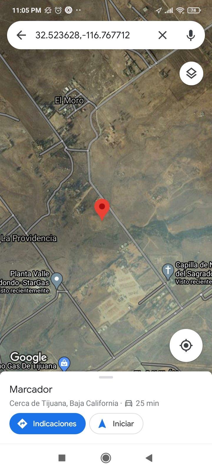 Terreno en venta de 3 hectáreas
